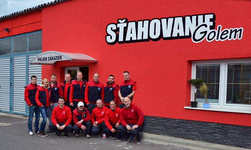 f46c6c924 Sťahovanie Golem - Najlacnejšie sťahovanie - Bratislava, celé ...